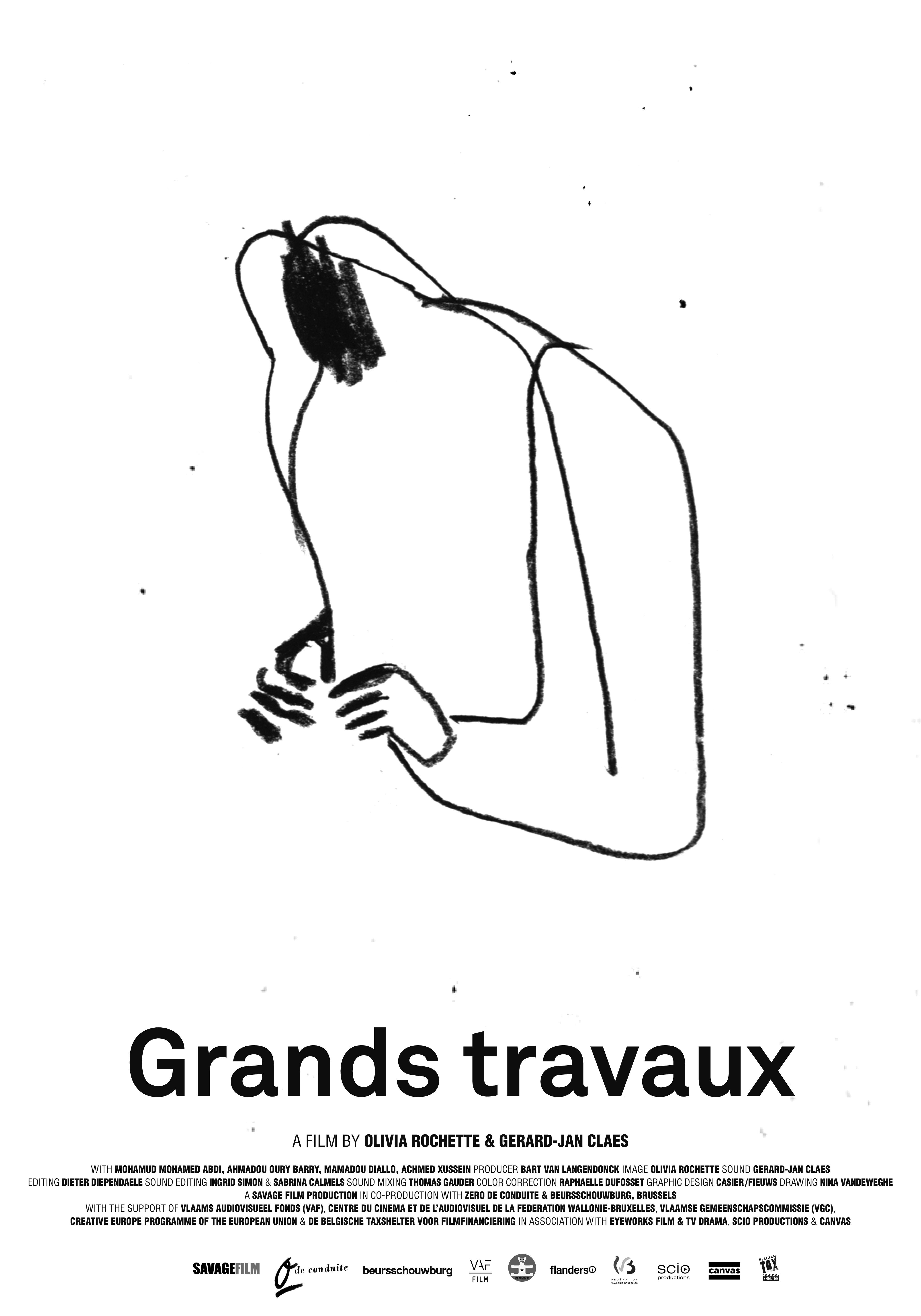 Grands Travaux Poster