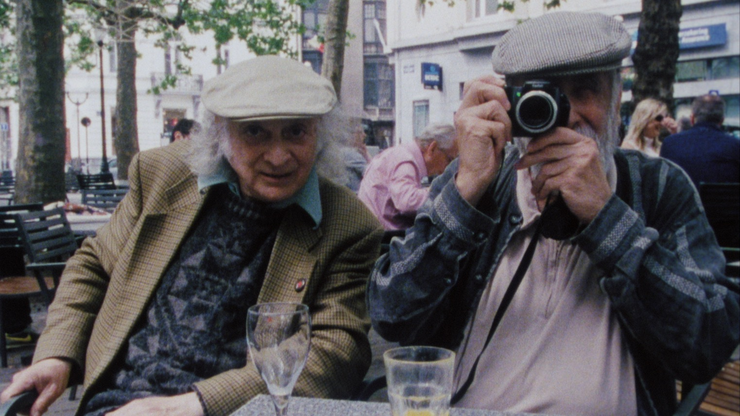 My Conversations on Film (Boris Lehman, 1995-2012)